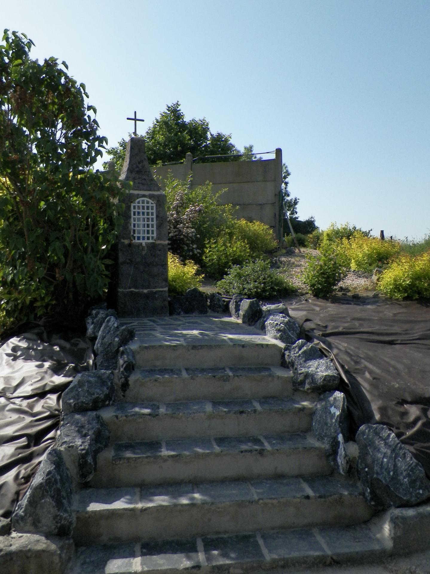 Petite chapelle proche du gîte
